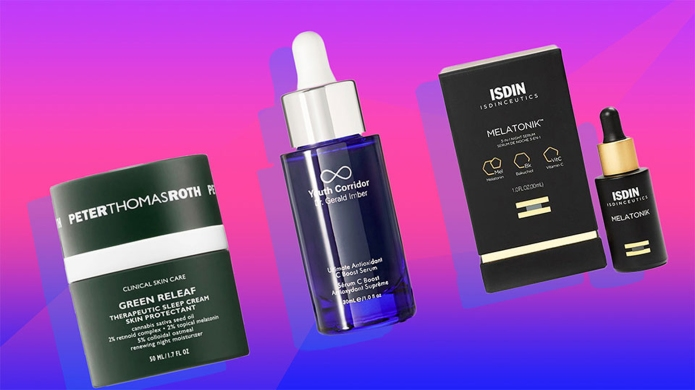 Melatonin Skin Products Are the Newest