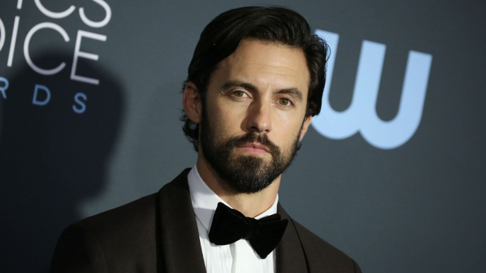 Milo Ventimiglia arrives at the 24th