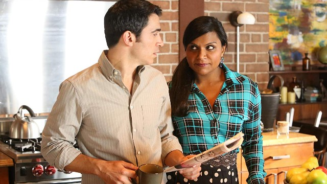 Still photo from 'The Mindy Project'