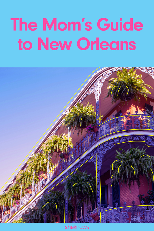 The Mom's Guide to New Orleans