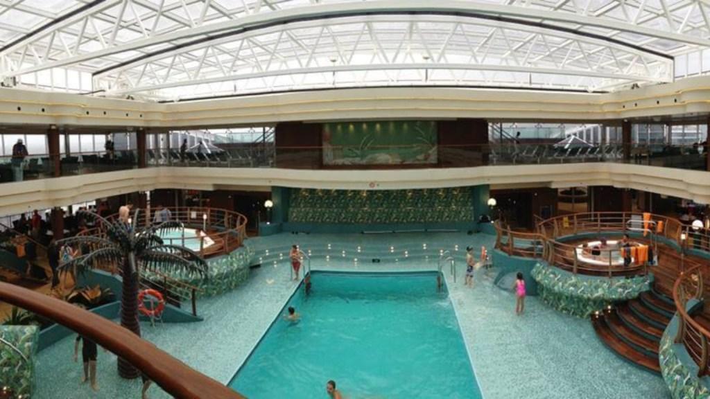 The best family-friendly cruises MSC Divina.