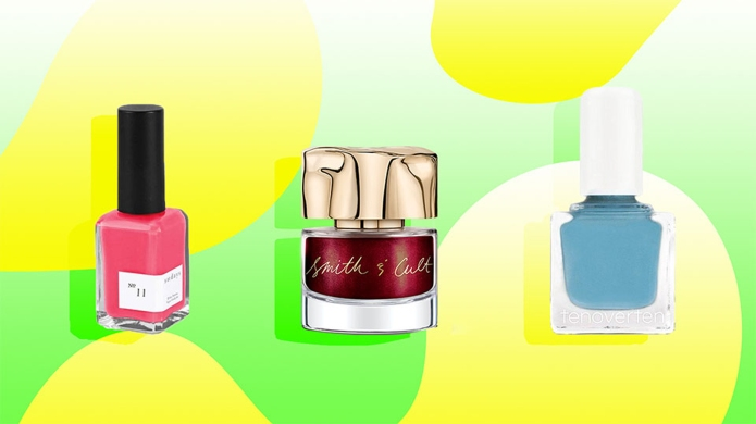 Clean Nail Polish Brands With Colors