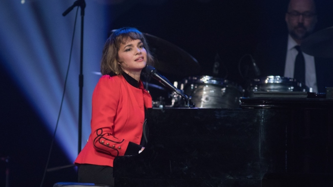 Norah Jones performs onstage during the Austin City Limits Hall of Fame Induction Ceremony and Celebration at ACL Live on October 25, 2018 in Austin, Texas.