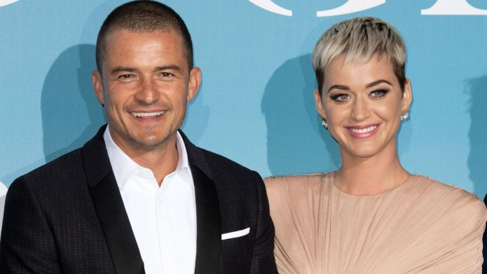 Photo of Orlando Bloom and Katy