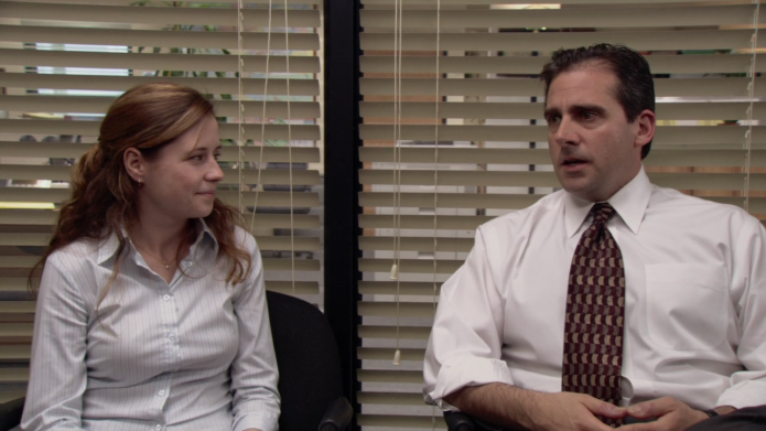 Photo of Pam and Michael in