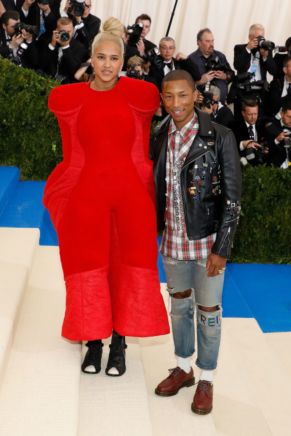 Helen Lasichanh and Pharrell Williams: The most interesting couple in Hollywood