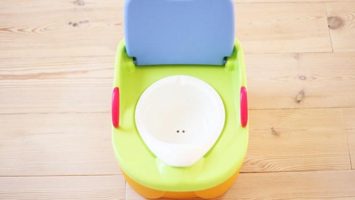 Child's potty training