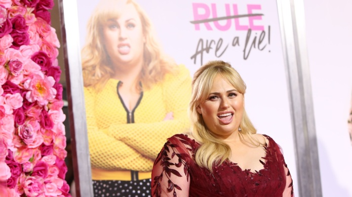 Rebel Wilson isn't it romantic premiere