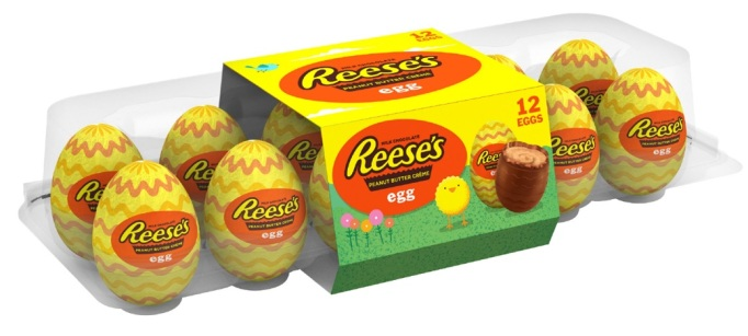 Reese's Easter Peanut Butter Creme Eggs