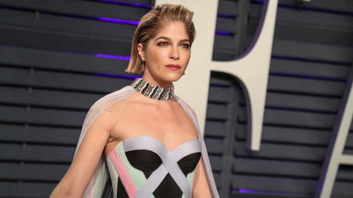 Selma Blair attend Vanity Fair Oscars
