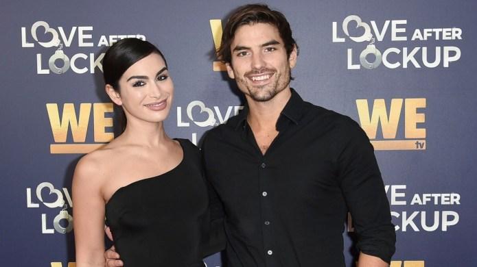 Ashley Iaconetti and Jared Haibon at