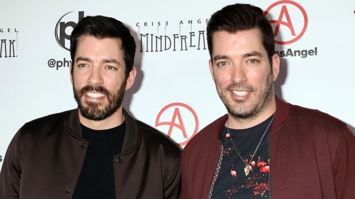 Drew Scott, Jonathan Scott at Criss
