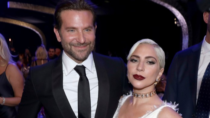 Lady Gaga and Bradley Cooper 25th