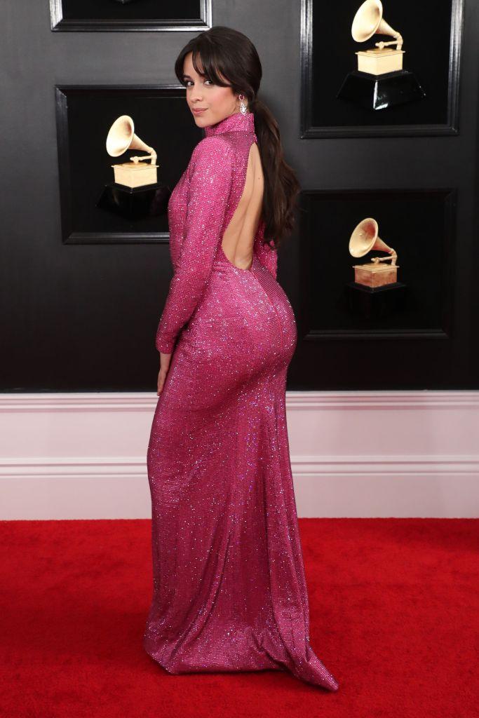 Camila Cabello61st Annual Grammy Awards, Arrivals, Los Angeles, USA - 10 Feb 2019