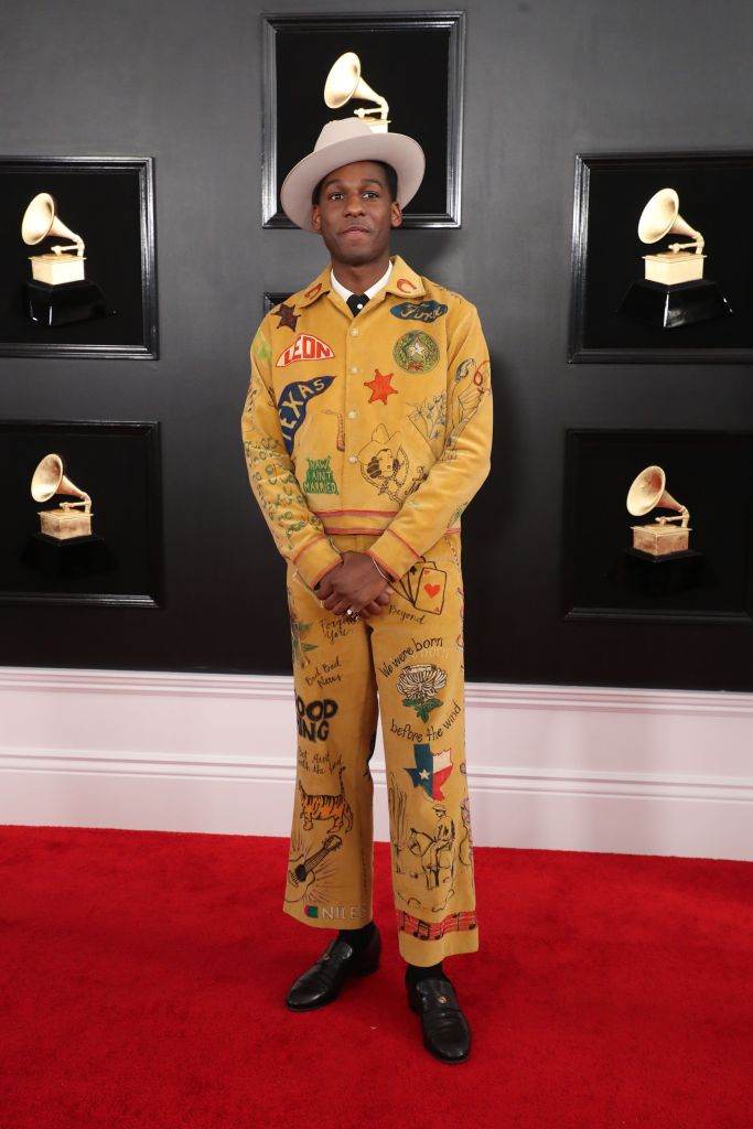 Leon Bridges61st Annual Grammy Awards, Arrivals, Los Angeles, USA - 10 Feb 2019