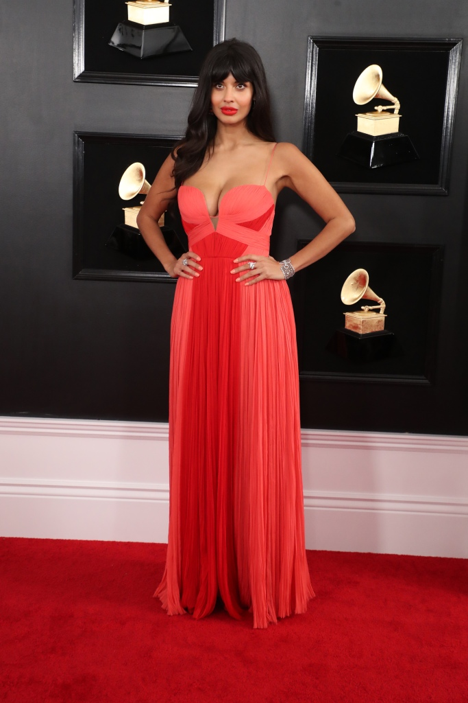 Jameela Jamil61st Annual Grammy Awards, Arrivals, Los Angeles, USA - 10 Feb 2019