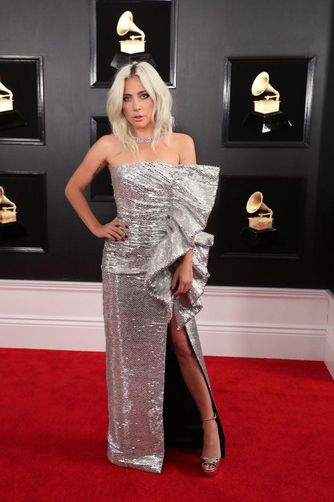 Lady Gaga61st Annual Grammy Awards, Arrivals, Los Angeles, USA - 10 Feb 2019