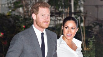 prince harry meghan markle endeavour awards
