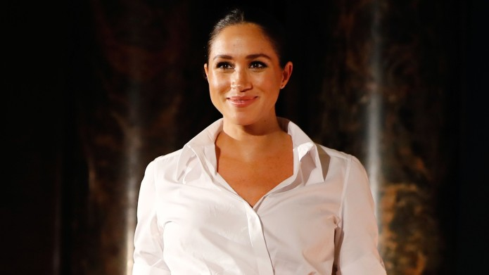 Meghan Markle at an event in