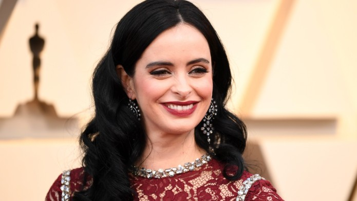 Krysten Ritter Debuts Pregnancy on the