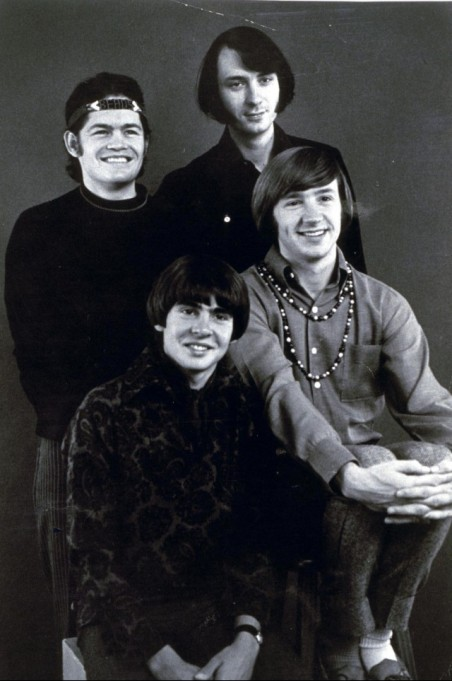 The Monkees publicity photo in 1971