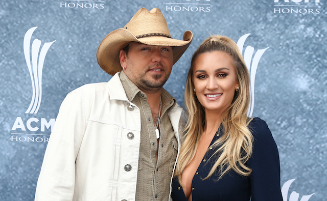 photo of Jason Aldean & Brittany Kerr