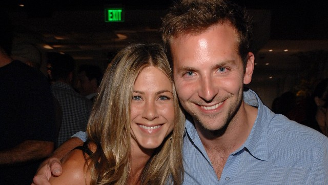 Photo of Jennifer Aniston and Bradley Cooper