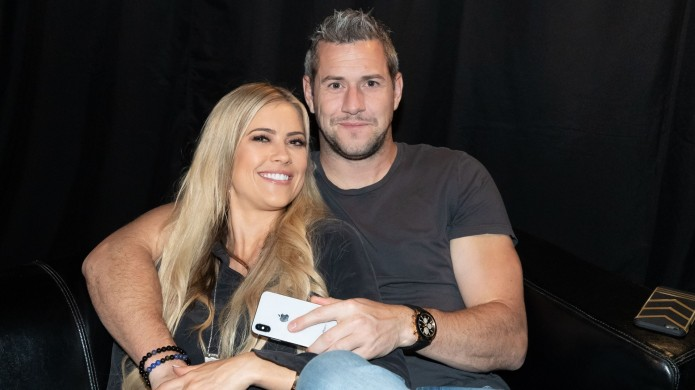 Photo of Christina and Ant Anstead