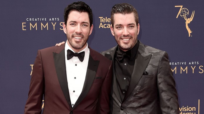 Jonathan Scott and Drew Scott on