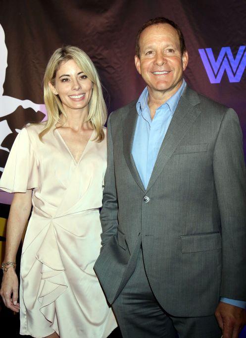 Emily Smith, Steve Guttenberg 'Bigger' film premiere, Las Vegas, USA - 13 Sep 2018