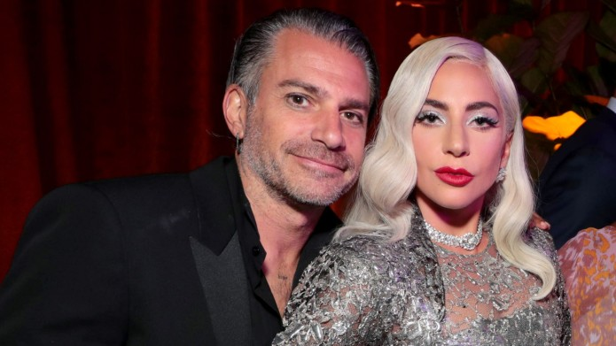 Lady Gaga and Christian Carino at
