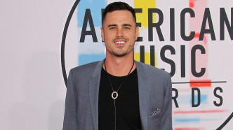 Ben Higgins at 2018 American Music