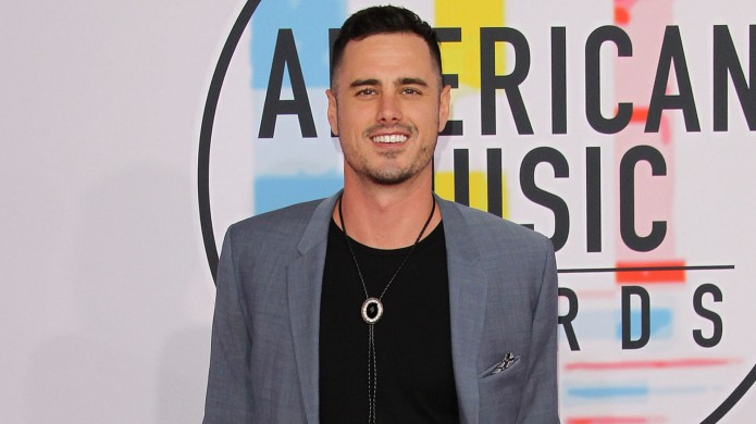 Ben Higgins at 2018 American Music