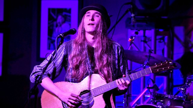 Photo of 'The Voice' winner Sawyer Fredericks