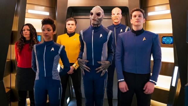 Still from 'Star Trek: Discovery'