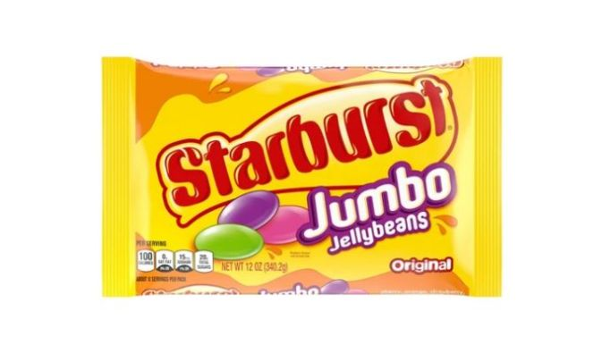 Starburst Easter Jumbo Jelly Beans