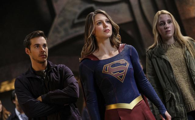 photo of 'Supergirl' TV series