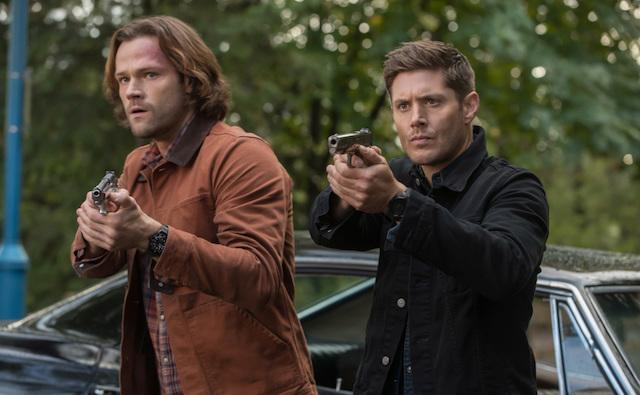photo of 'Supernatural' TV series