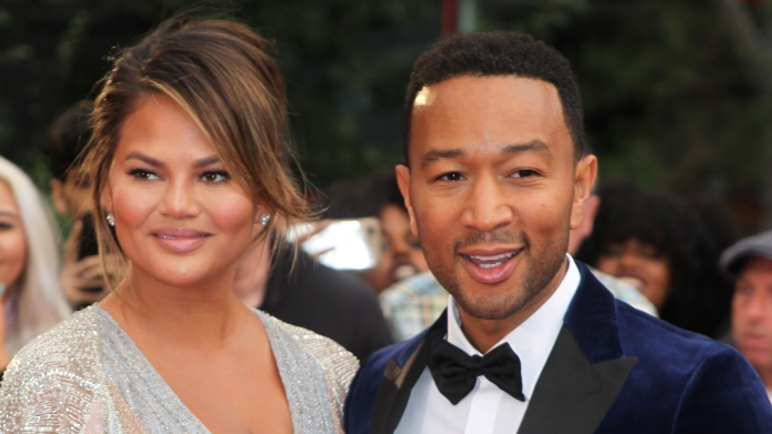 Chrissy Teigen Posts Video of Miles