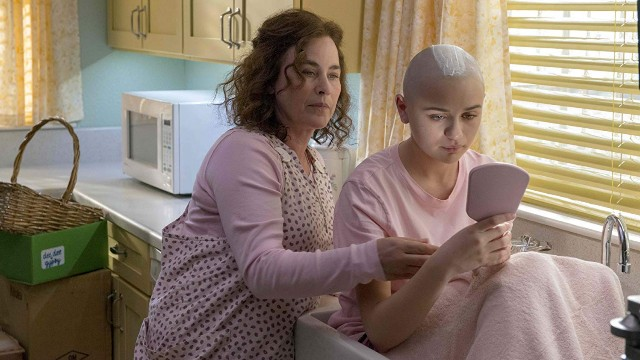 Still photo from 'The Act'