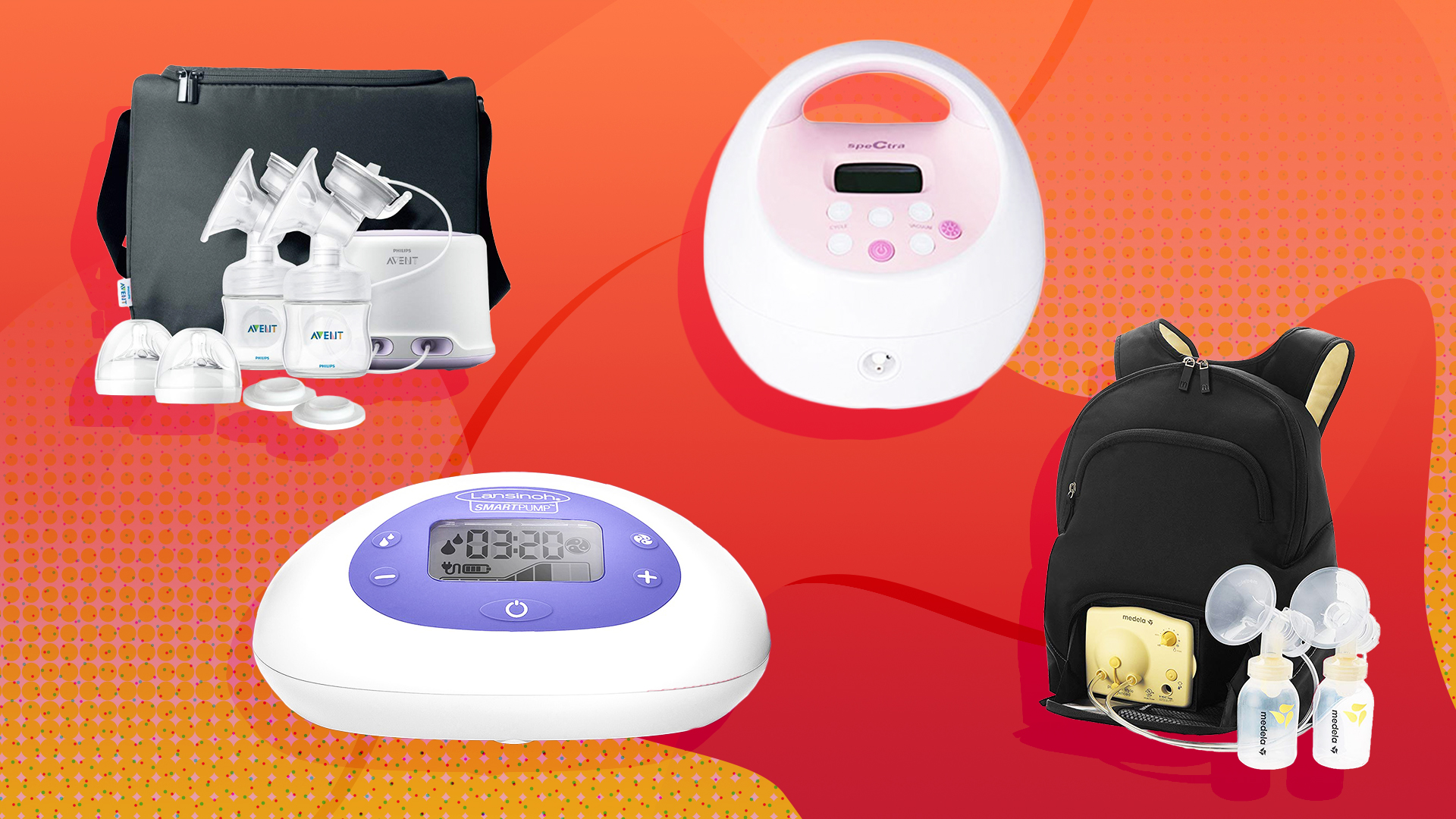 The Best Breast Pumps How To Choose The Right One For You Sheknows
