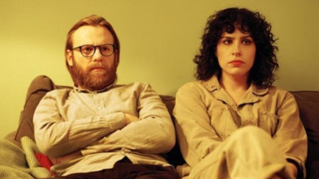 Still photo from 'The Bisexual'