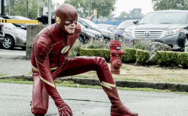 photo of 'The Flash' TV series