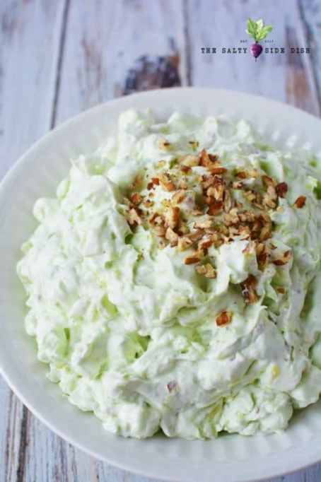 Watergate salad.