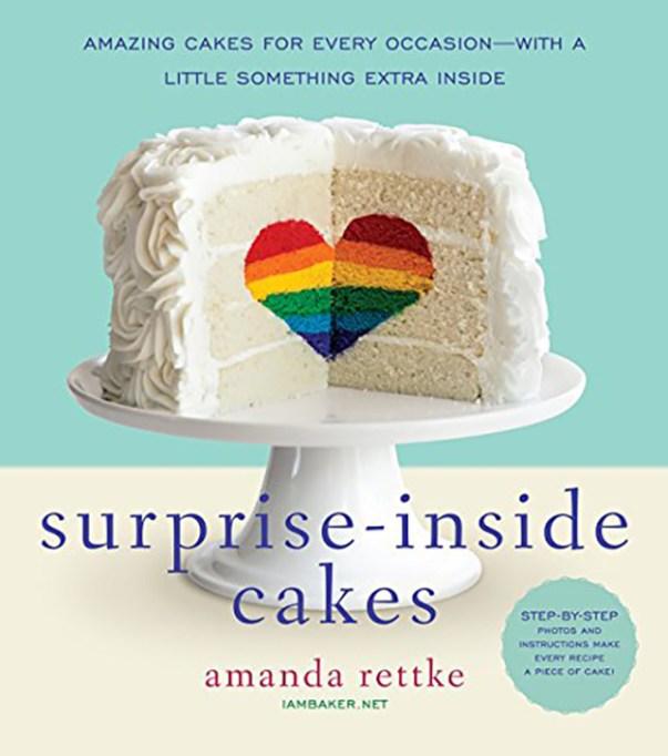 'Surprise-Inside Cakes' by Amanda Rettke