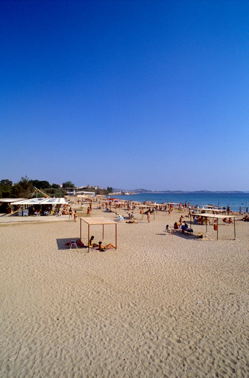 Athens, Greece Voula Beach