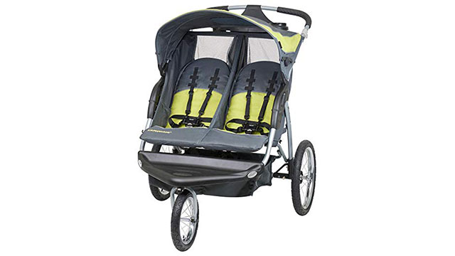 Baby-Trend-Expedition-Best-Double-Strollers-2019