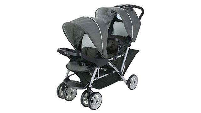Graco-DuoGlider-Click-Connect-Best-Double-Strollers-2019