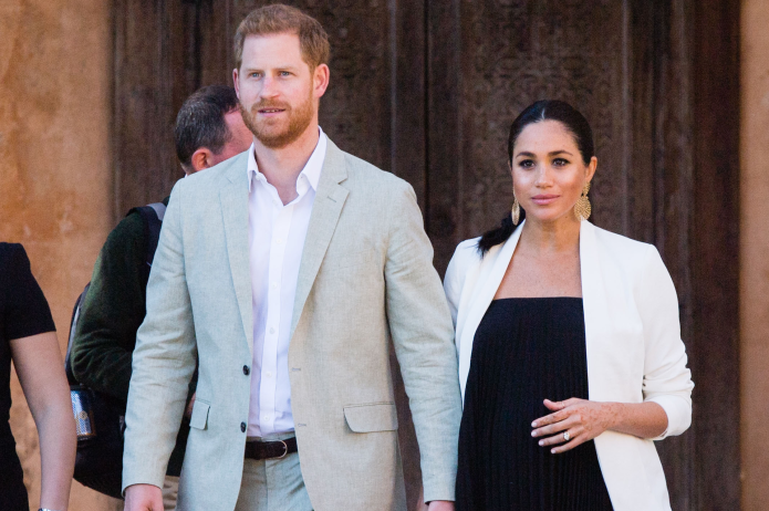 Meghan & Harry Announce Privacy Plan to Keep the Birth of Baby Sussex a Secret