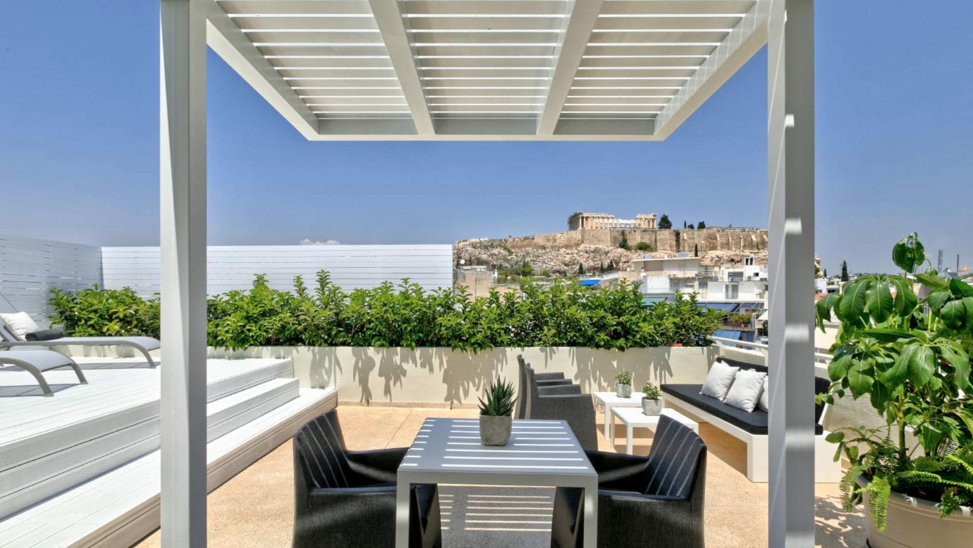 Divani Hotel, Athens Greece